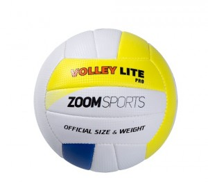 best loved 2e36f 2cd65 Balón Voley Lite Azul N.5